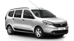 Central Car Ibiza - Dacia Lodgy