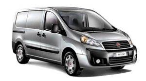 Central Car Ibiza - Fiat Scudo