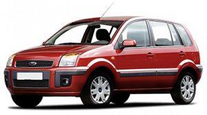 Central Car Ibiza - Ford Fusion