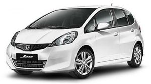 Central Car Ibiza - Honda Jazz