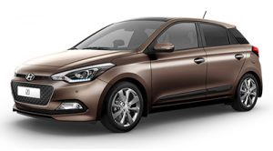 Central Car Ibiza - Hyundai i20