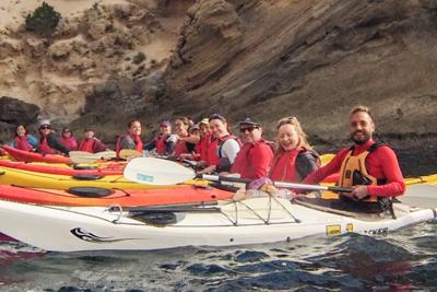 Kayak Ibiza
